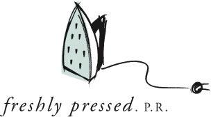 Freshly Pressed PR